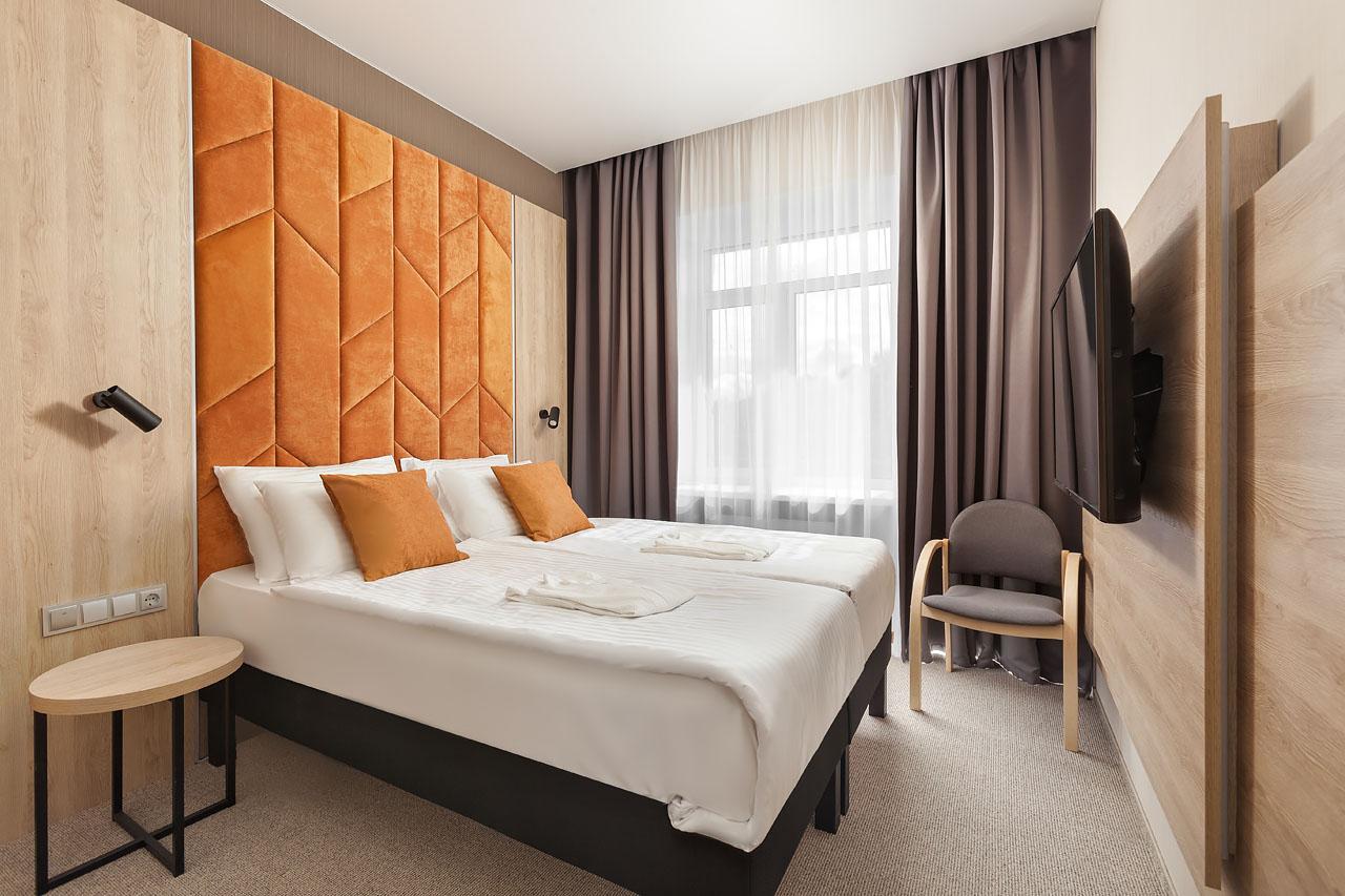 Фотосъемка гостиницы