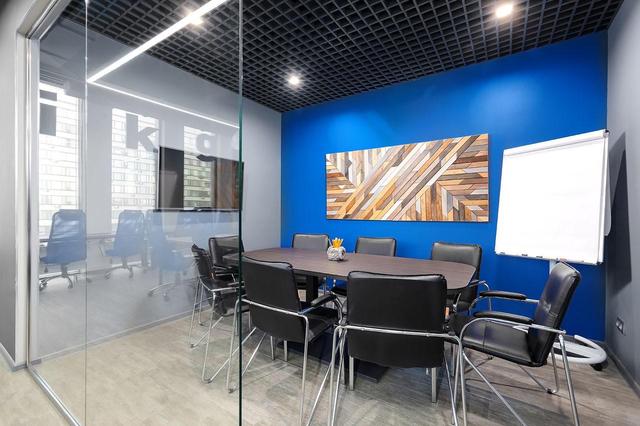 стили интерьеров офисов