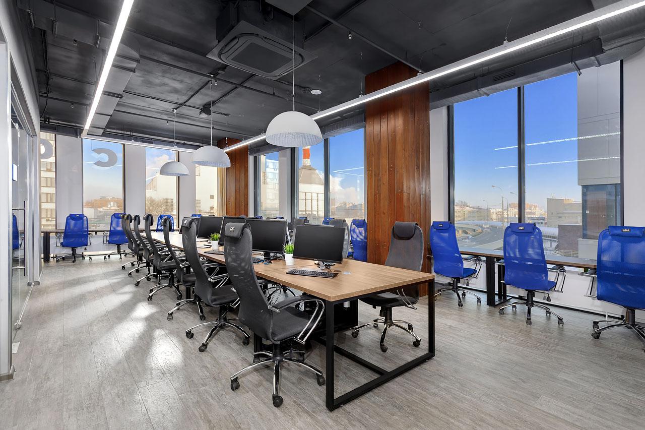 интерьер офисов квартира