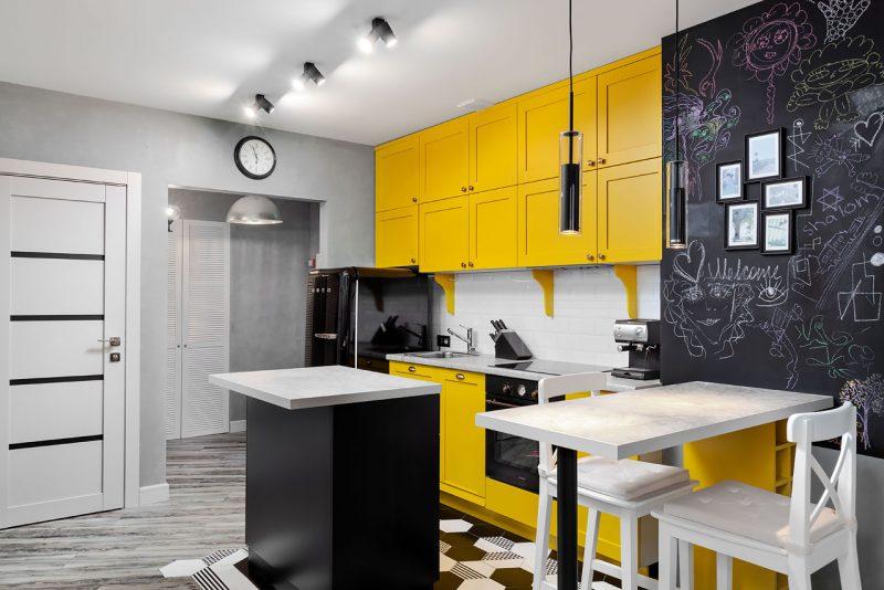 Фотографии интерьеров кухни