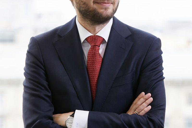 бизнес портрет съемка